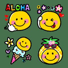ハワイアン♥スマイルニコちゃん