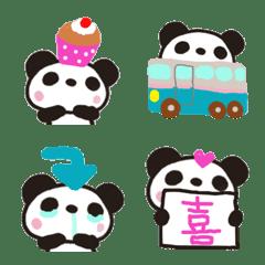 パンダのダンパ 絵文字 その1