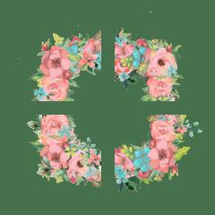 お花のリースを作ろう❤️