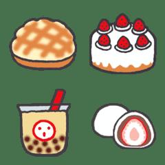 お菓子な絵文字 パート2