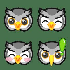 フクロウの絵文字