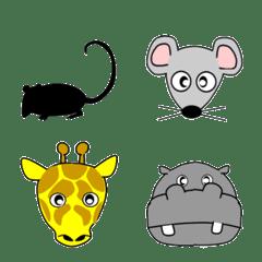 十二支と色んな動物たち