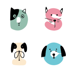 dogs and cats ABC