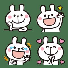 大人かわいい♡うさぎの絵文字3