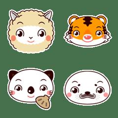動物の顔 絵文字