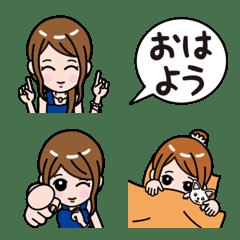 OL女子の絵文字(その2)