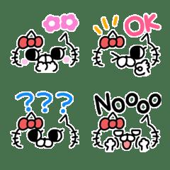 にゃんこりぼん絵文字(7)