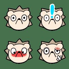 コミカルキャラクター絵文字