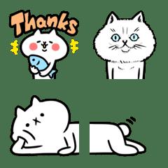 【絵文字】吾輩は猫です。2