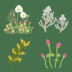 植物 絵文字