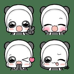 白くまパンダ絵文字5