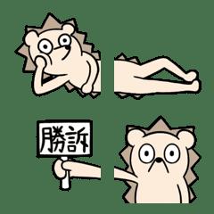 コミカルキャラクター絵文字2