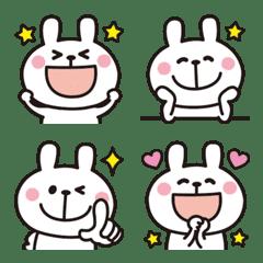 大人かわいい♡うさぎの絵文字4