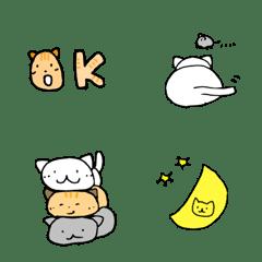 りたまる♡猫ちゃん絵文字