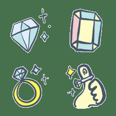 宝石の絵文字