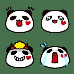 Panda maru Emoji