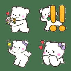 毎日使お♡かわいいクマの男の子と女の子