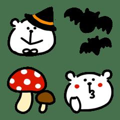 くまおの絵文字(秋)