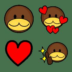 Saruaka chan Emoji
