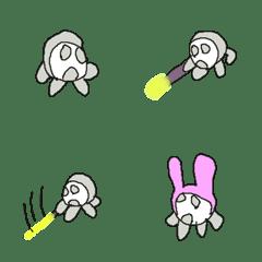 量産型ザコの絵文字(通常版)