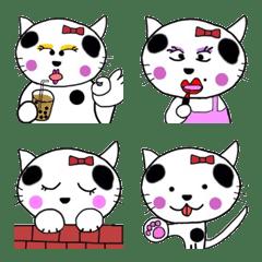 ぶっちぎり猫 ファミリー 絵文字