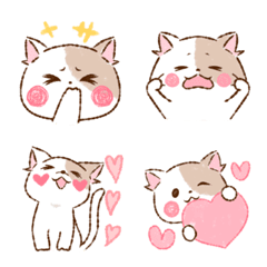 子猫のリリーちゃん絵文字2