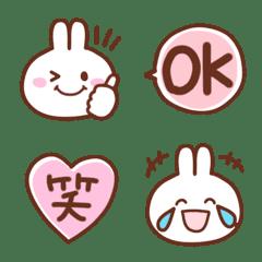 うさうさちゃん♥絵文字