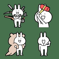 シュールでゆるすぎるウサギの毒舌④