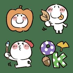 まるぴ★秋ハロウィン