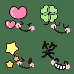 記号&顔☆絵文字