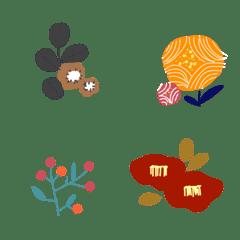秋色のお花たち♡pocaママ