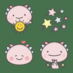 虹色ウーパールーパー Part2