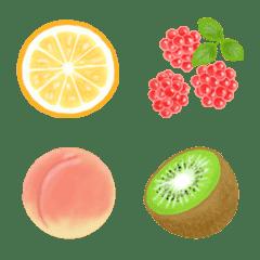 季節の果物 (くだもの)