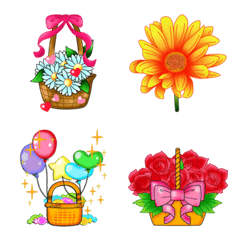Flowers for You Daily Emoji