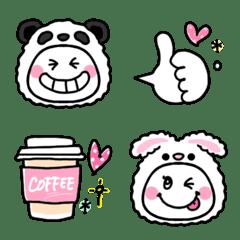 パンダとウサギ♡ガールズデイリーミックス