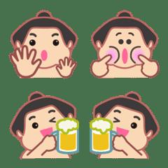 スポーツ②【ゆかいな相撲 力士 】