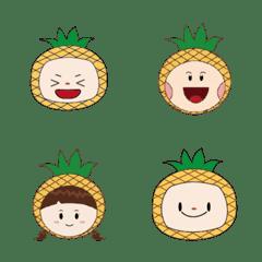 Ba Li Yuan-Pineapple