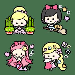 ゆるかわ♡ちびっこプリンセス2【秋冬】