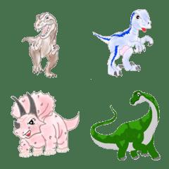 可愛い恐竜 カッコイイ恐竜 恐竜
