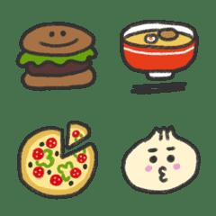 食べ物♡えんぴつ絵文字