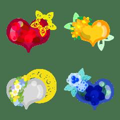 Heart Jewels Emoji