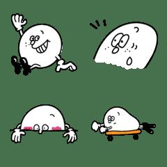 マー坊のカジュアルゆる絵文字