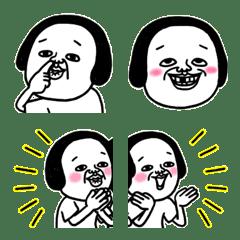 シュルレアリスム。絵文字 2コめ