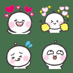 カムイちゃん☆基本の絵文字