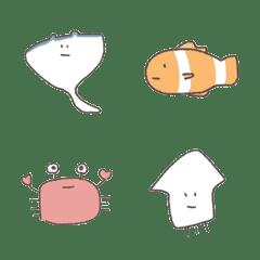 ゆるい魚たち
