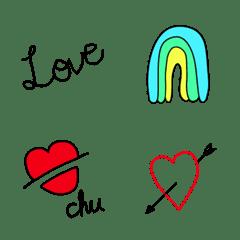 大人シンプル:)LOVE