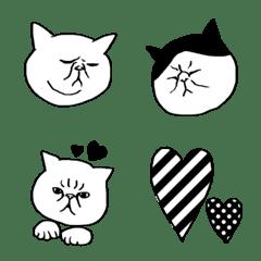 ぶさかわ猫絵文字