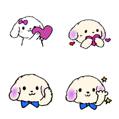 もふもふな伝わる癒しの犬