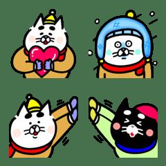 猫のおっさん10(冬)