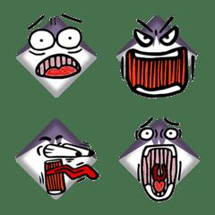 Diamond emojis
